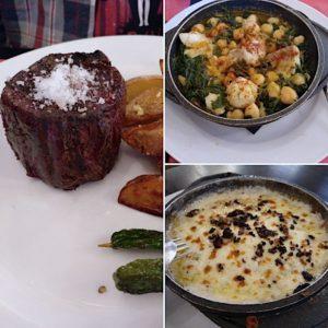 restaurant manacor grill andorra