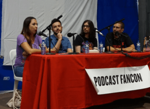 debate podcasting