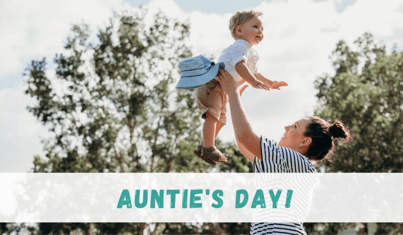 Auntie's day