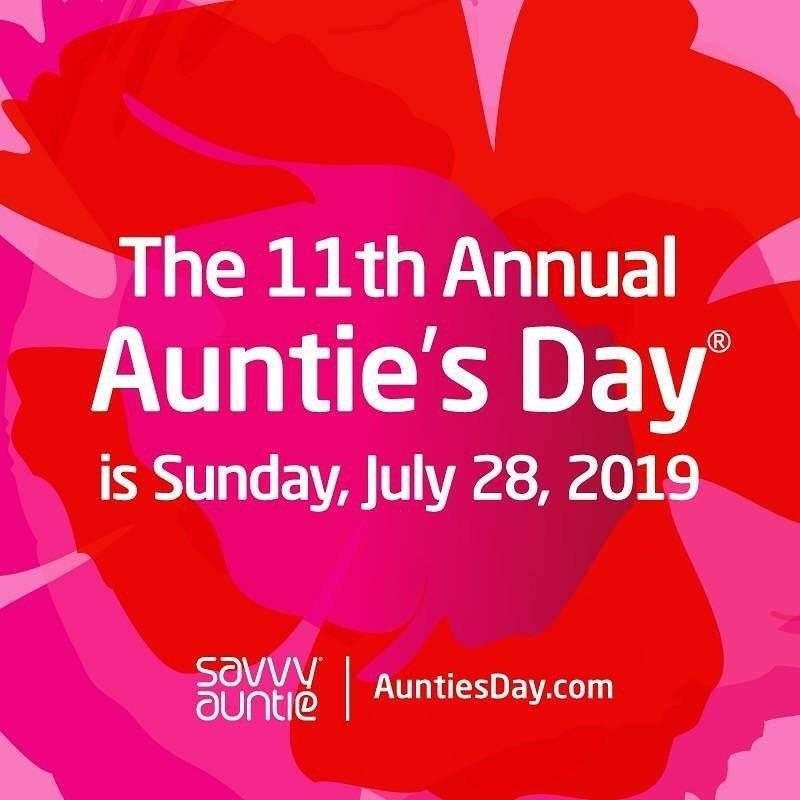 Auntie's Day 2019