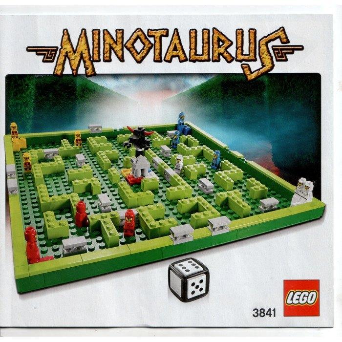 Minotaurus Lego