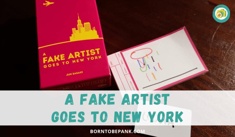 fake artist