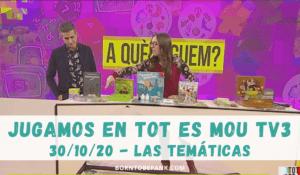 Juegos en tv3