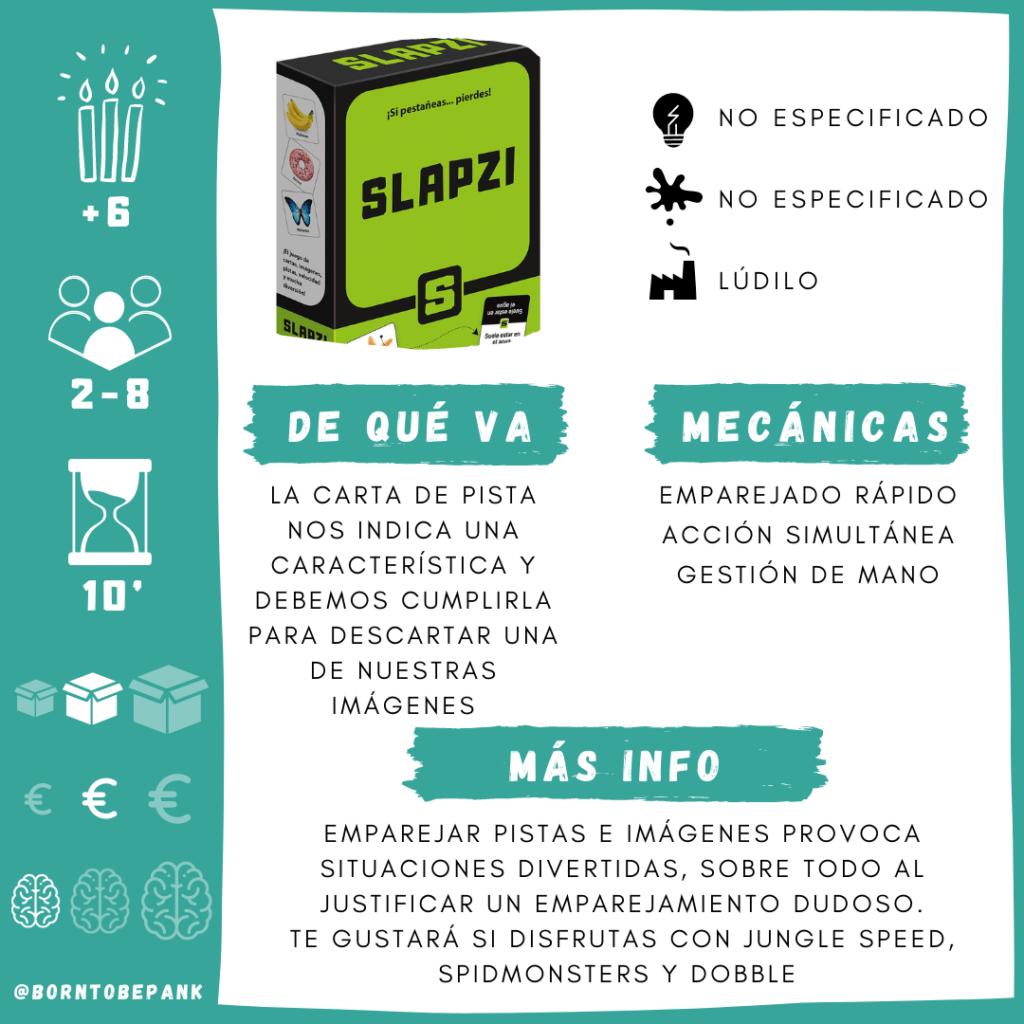 infografía Slapzi